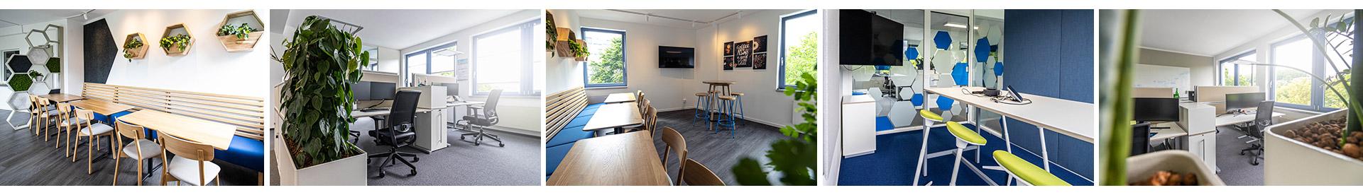 Collage LapID Büro